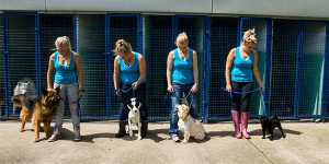 Jaycliffe Pets dog kennels Rotherham Staff