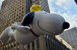 Snoopy blow up